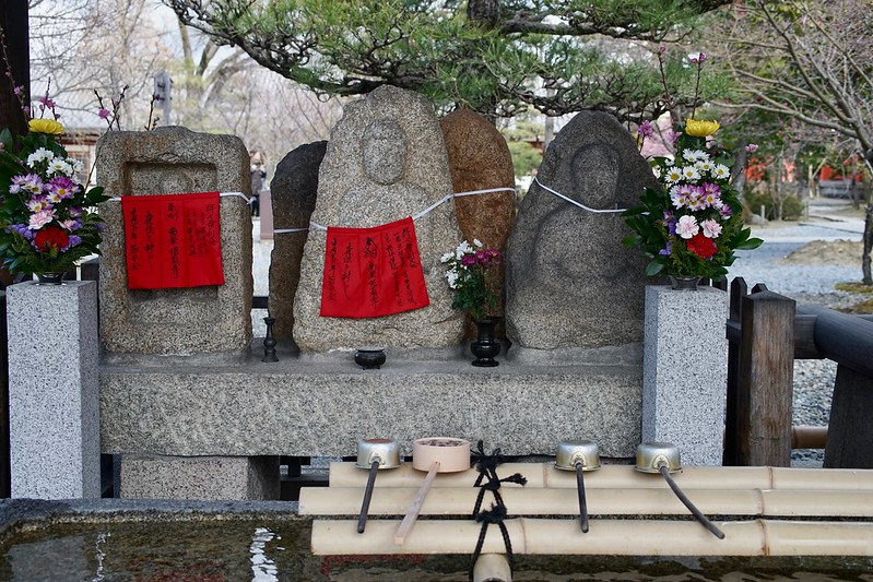 Sanjusangendo Temple Shrine