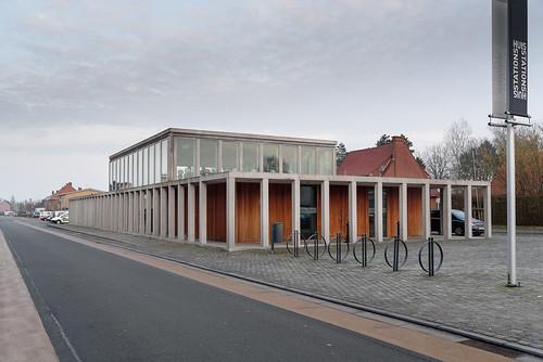 OC Stationshuis Merkem