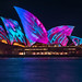 Imaginative new projections on the Opera house by danielacon15