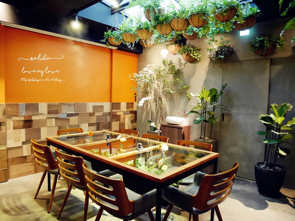 台北信義區花店咖啡館餐廳推薦FUJI FLOWER CAFE (2)