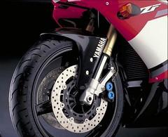Yamaha YZF-R1 1000 2000 - 8