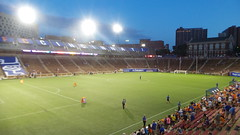 FC Cincinnati versus Charleston Battery