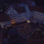 Lichterlabyrinth Sommerakademie Colditz 2017