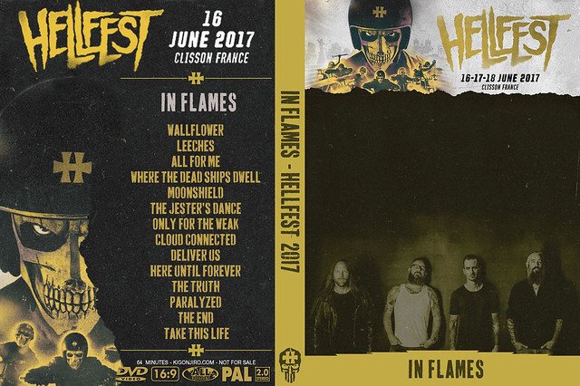 In Flames - HellFest 2017