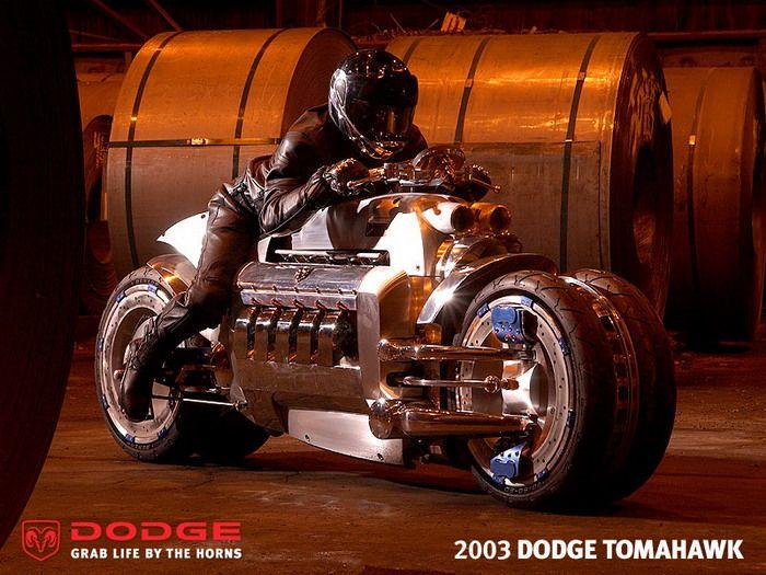 Dodge 8300 TOMAHAWK 2003 - 6