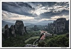 Grecia.Meteora