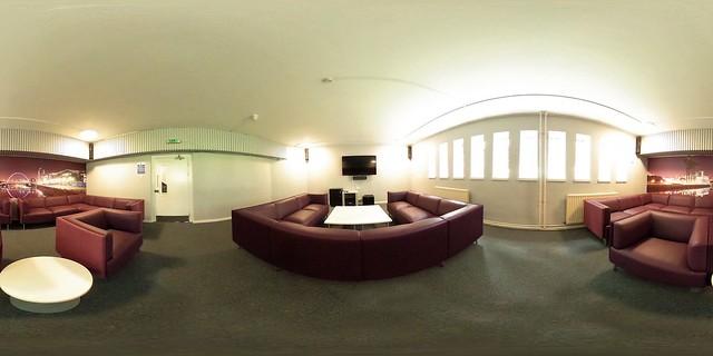 Wolfson Hall Cinema Room