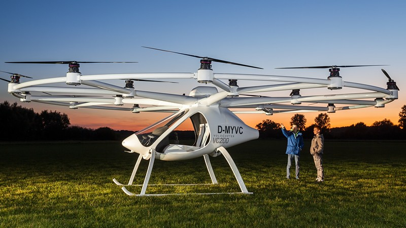 volocopter vc200 3534