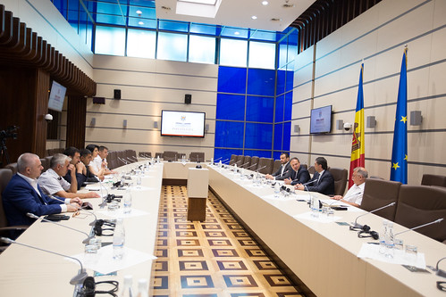 10.07.2017 Întrevedere Andrian Candu cu deputații din Adunarea Populară a UTA Găgăuzia