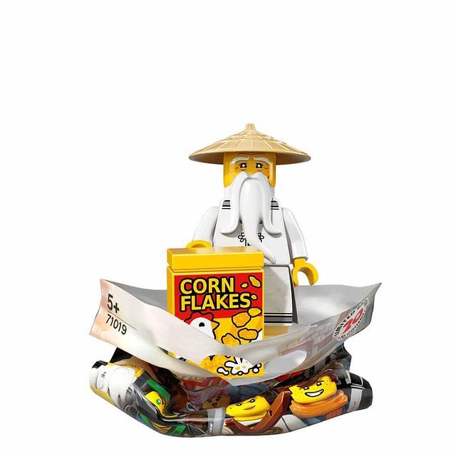The LEGO Ninjago Movie 71019 Collectible Minifigures 14