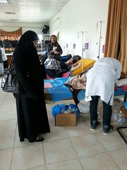 Y-FETP participates in the response to the resurgence of cholera epidemic in Yemen
