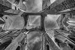 Ciel d'abbaye - Photo of Saint-Denis-le-Gast