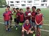 Oliver's winning team - Golden Strikers
