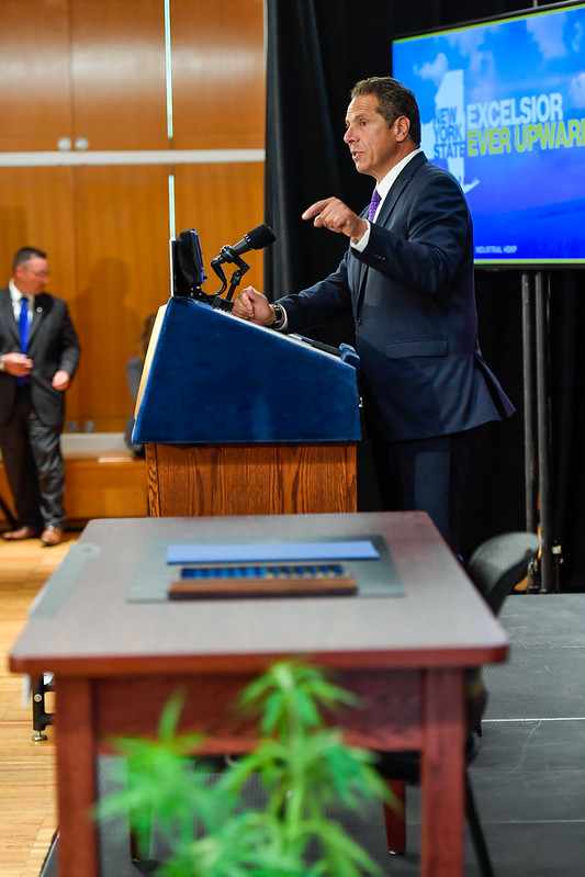 Governor Cuomo Signs Legislation and Announces New Initiatives to Support Growth of Industrial Hemp Industry in New York State