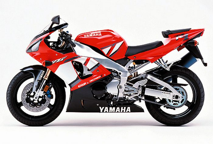 Yamaha YZF-R1 1000 2000 - 21