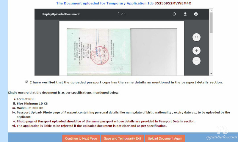 Cách xin visa Ấn Độ online (trực tuyến)