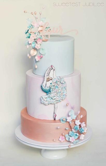 Cake by Sweetest Jubilee