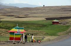 North Shewa Zone (Ethiopia) - Patriotic Chapels