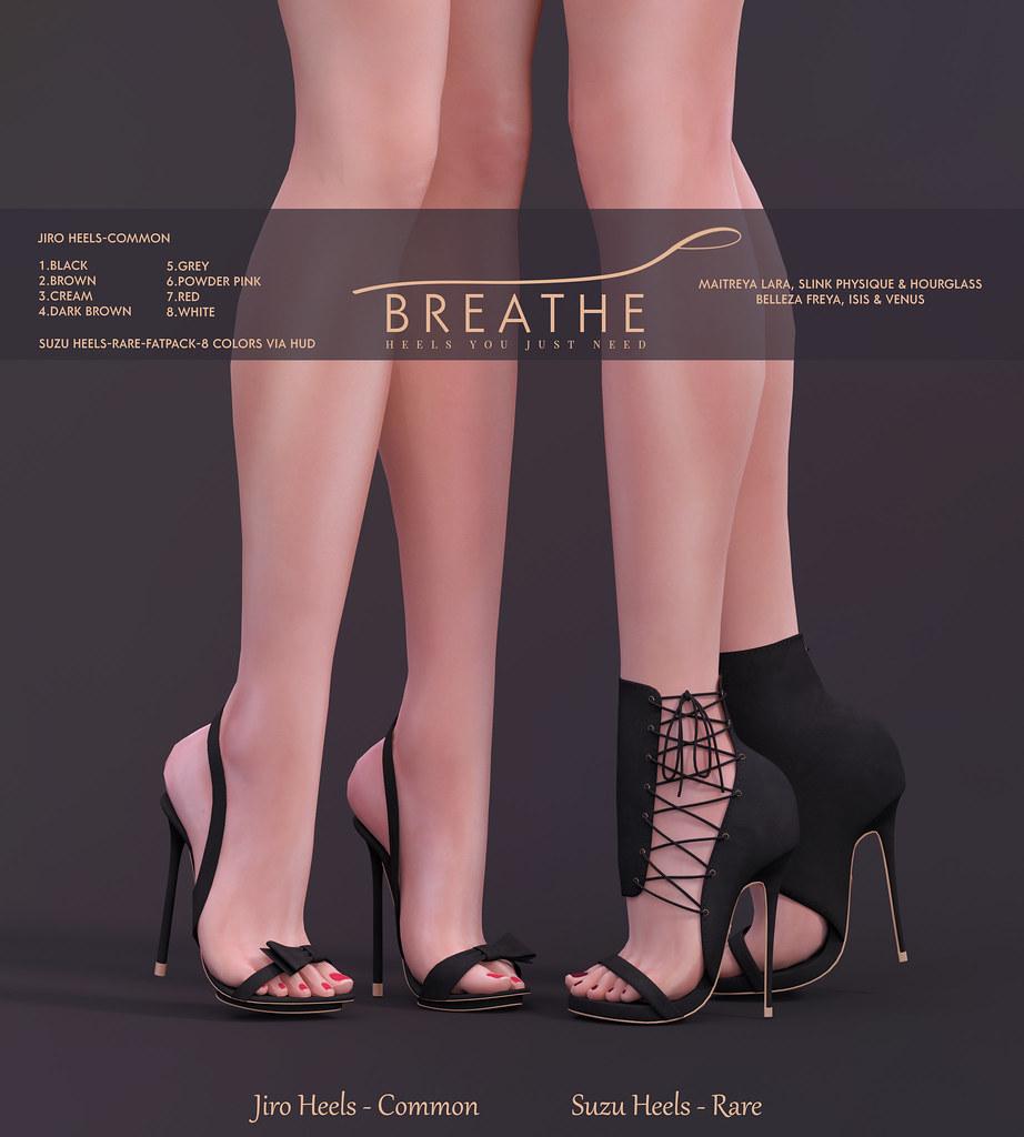 [BREATHE]-Jiro&Suzu Heels_ad_2 - SecondLifeHub.com