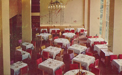 Woodner Hotel Dining Room