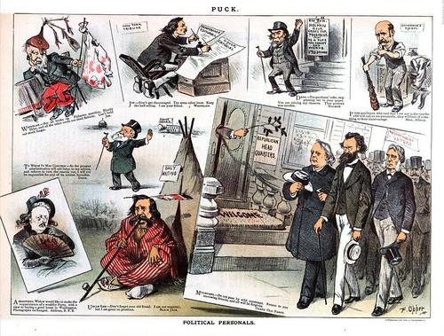 political personals (1886)
