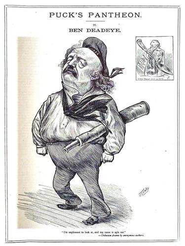 puck's pantheon iv, ben deadeye (1879)