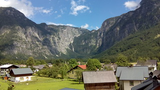 Idylic Austrian village