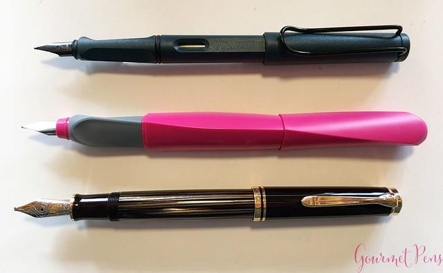 Review Pelikan Twist Fountain Pen @Fontoplum0 4