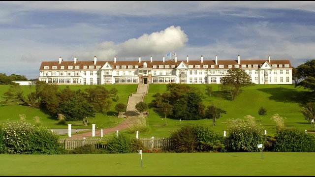 Trump Turnberry - Everyones Gone To The Moon