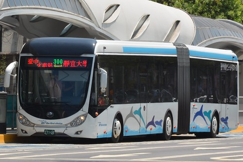 台中快巴公司271-U8
