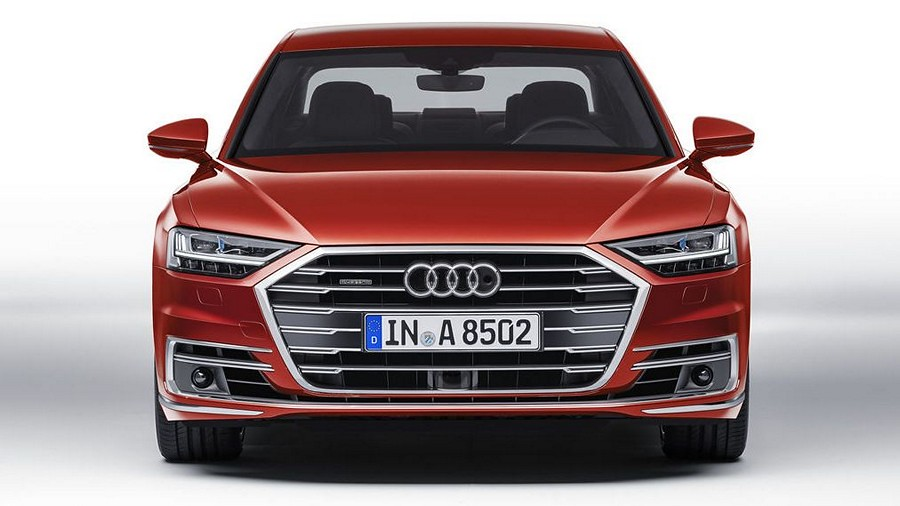 Audi A8 2017 4954