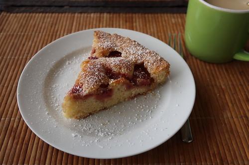 Sommerkuchen (1. Stück vom Rest)