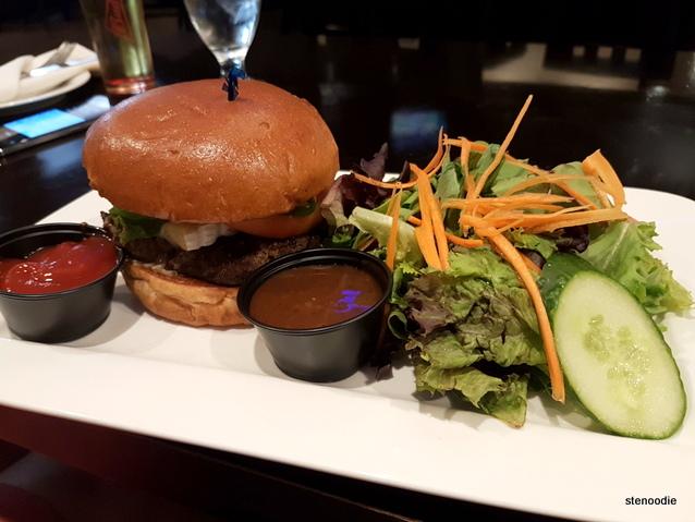 DTE's Burger