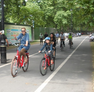 London Parks Ride 15a