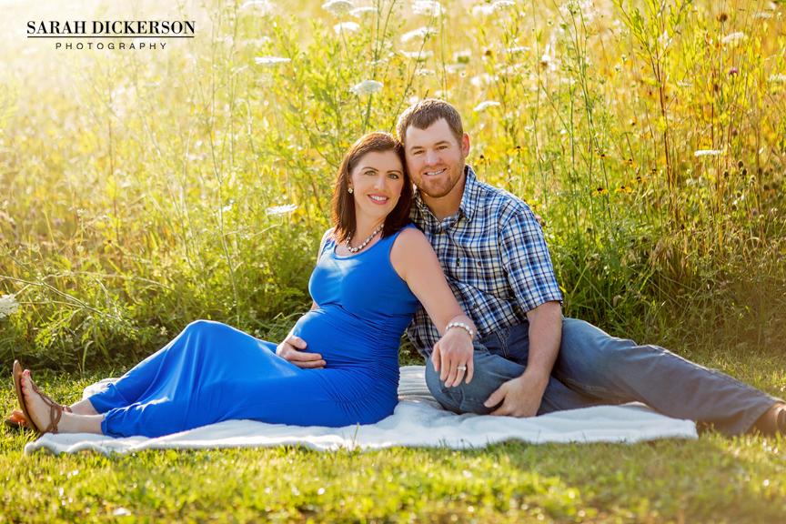 Kansas City maternity photos