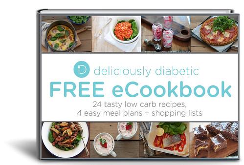 DD Free eCookbook 2D Cover