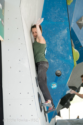 IFSC World Cup Vail 2017