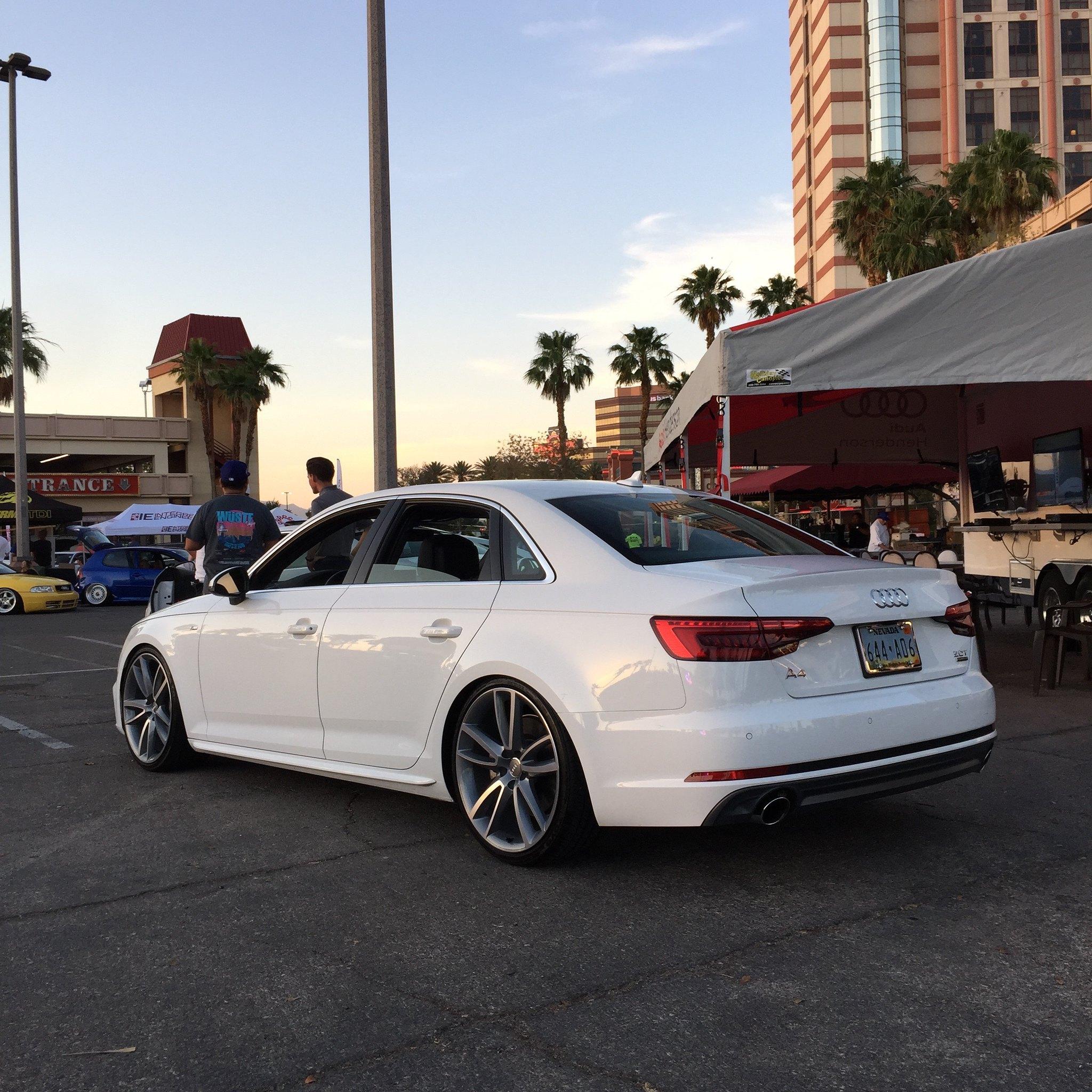 "For Sale: 20"" X 9"" Et37 Audi A8 ""Cartesia"" Accessory Wheel"
