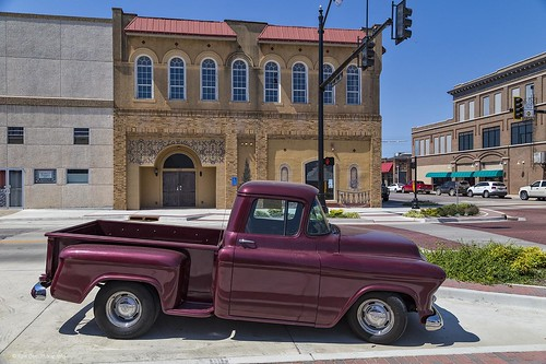 pickup truck classic shawnee oklahoma
