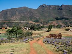 Malealea village - Lesotho