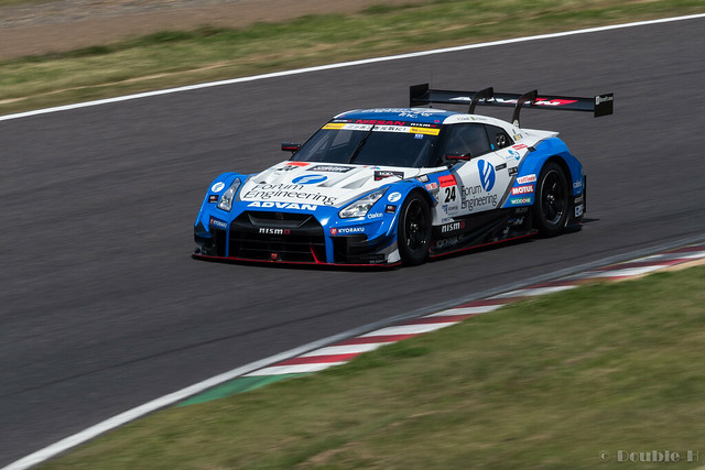 SUPER GT Tire Test at Suzuka Circuit 2017.6.6 (56)