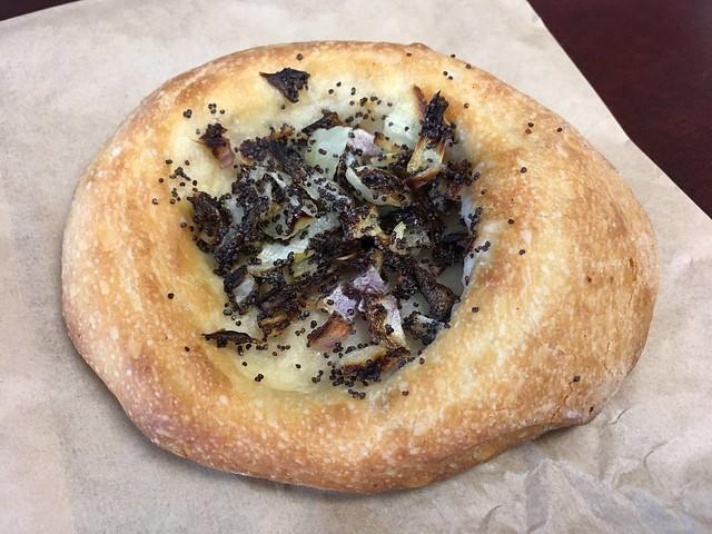Bialy - Arizmendi Bakery