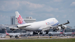 China Airlines Cargo Boeing 747-409F B18712