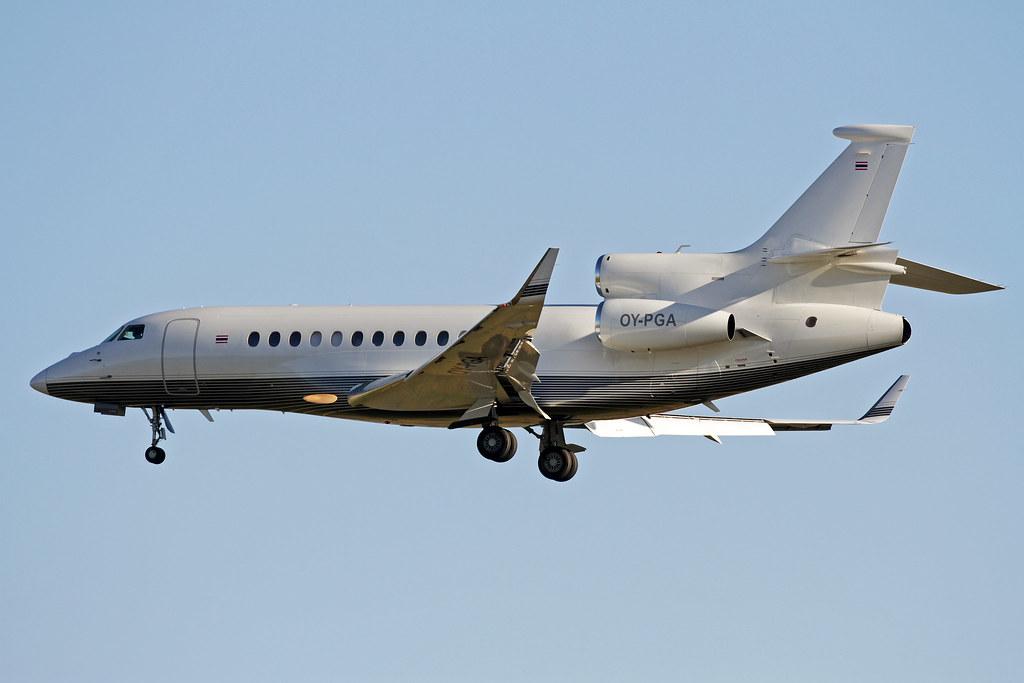 OY-PGA - FA7X - Air Alsie
