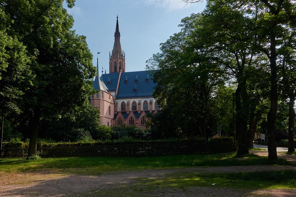 Rochuskapelle auf dem Rochusberg