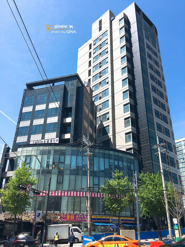 首爾住宿》首爾站 SA Seoul Station套房 中文可以通 MUJI風自然素材家具+食尚玩家、綜藝玩很大入住過(近首爾站、AREX機場快線、樂天超市、OUTLET) @Gina環球旅行生活