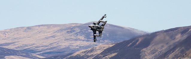 Unidentified RAF Panavia Tornado GR4, XV (R) Squadron, RAF Lossiemouth