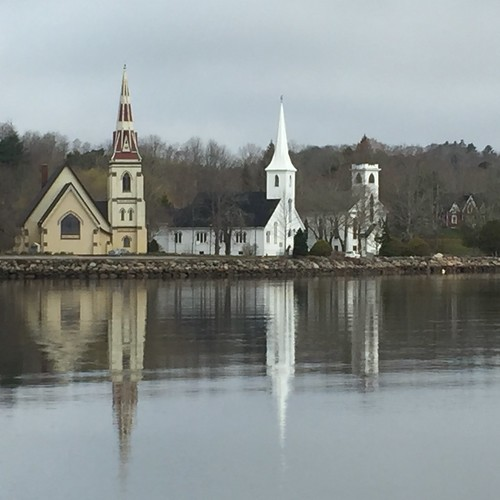 Mahone Bay, March 2017