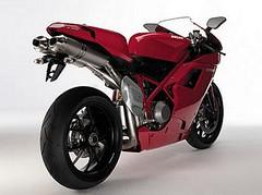 Ducati 1098 2007 - 9