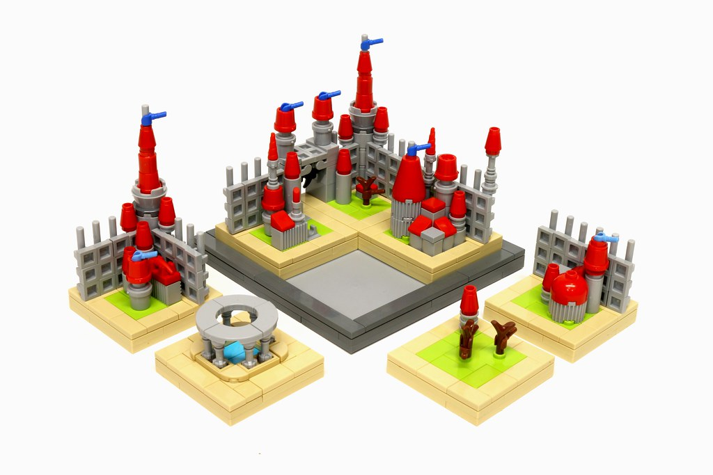 Build Your Own Castle!